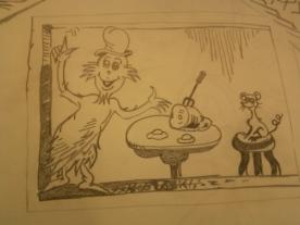 Monica's sketches
