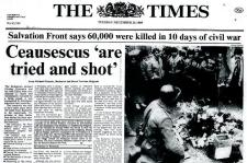 ceausescu-times news