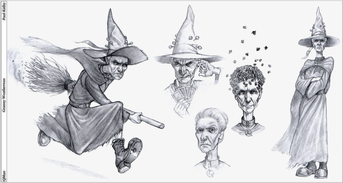 What would Granny Weatherwax do?