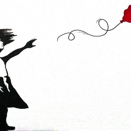 Banksy twist