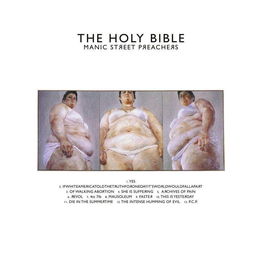 The Holy Bible, Manic Street Preachers
