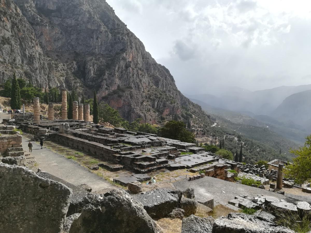 Ἑλλάς - Delphi