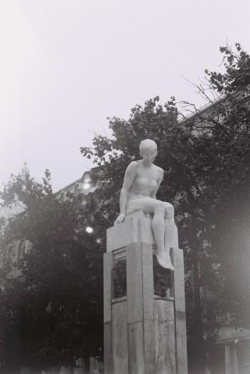 Fed3 porto estátua