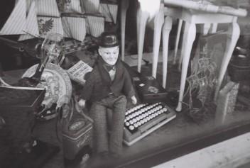 brandless antique shop